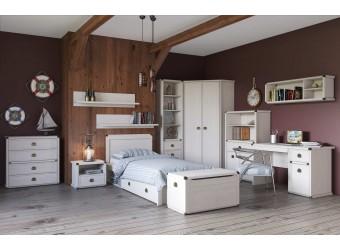 Мебель для детской Магеллан (сосна винтаж)