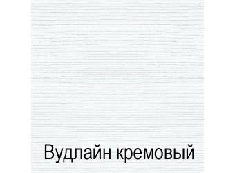 Журнальный столик Тиффани L крем вудлайн на колесиках