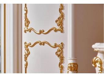 Шкаф 6-х дверный Венеция (крем)