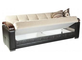 Трехместный диван клик-кляк (книжка) Экол EKOL-02