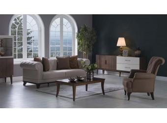 Трехместный диван-кровать ELANTRA (Элантра) ELAN-02