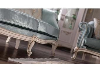 Двухместный диван-кровать GUSTO (Густо) GUST-02