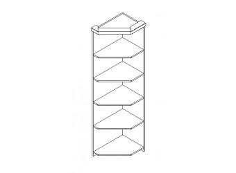 Угловой стеллаж Диана DIAN-32