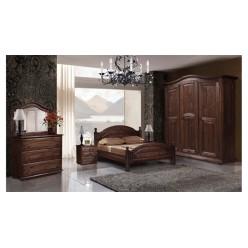 Спальня Лотос (брашированный мокко)