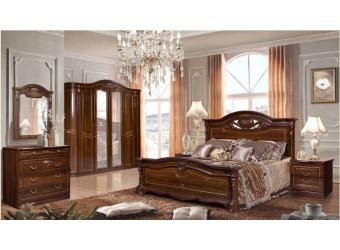 Спальня Сорренто (орех)
