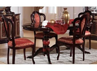 Обеденный стол раздвижной Роза (могано)