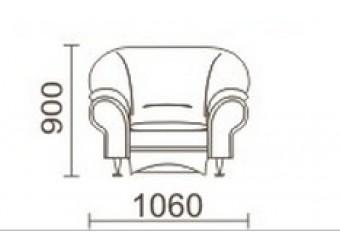 Кресло для отдыха Амазонка