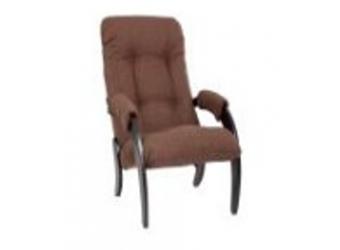 Кресло для отдыха Комфорт № 61 из дерева сборно-разборное