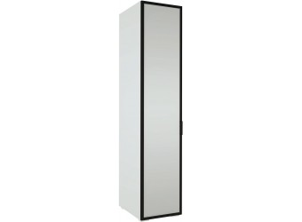 Шкаф-пенал с зеркалом Хилтон ХТ-211.02