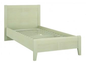Кровать односпальная 900 Сиерра(светлый) СИ-800.25