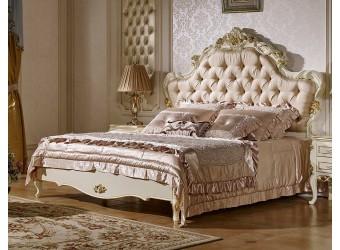 Двуспальная кровать Бьянка КА-ДК-180