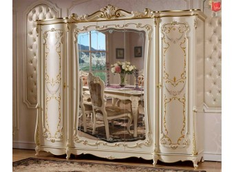 Пятистворчатый шкаф для одежды Магдалена КА-ШК