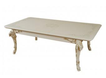 Обеденный стол Роял КА-ОС слоновая кость