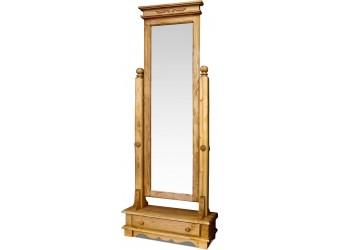 Зеркало напольное Викинг GL  (искусственное старение)
