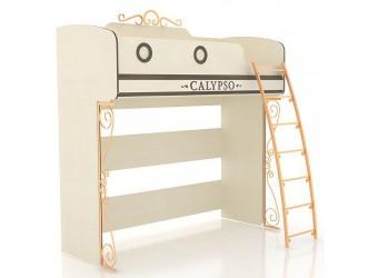 Кровать Калипсо с двухъярусная ЛД 509.180