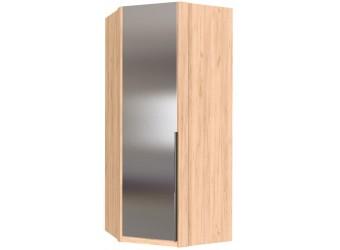 Шкаф угловой с зеркалом Норд ЛД 677.080.000.033 Дуб золотой