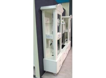 Шкаф витрина София МН-025-14 левый
