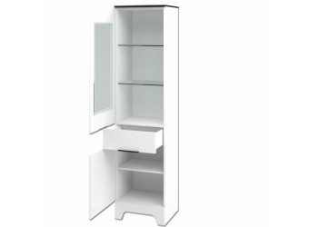 Шкаф-витрина комбинированный Верона МН-128-07