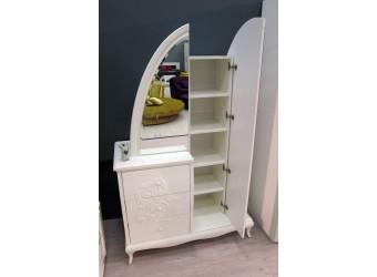 Комбинированный шкаф Астория МН-218-10