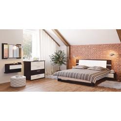 Спальный гарнитур Барселона от Мебель-Неман