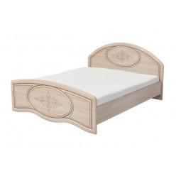 Двуспальная кровать Василиса К2-160 МП ( с подъемным механизмом)