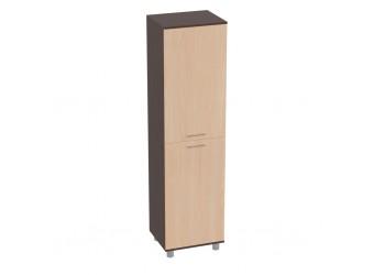 Шкаф в гостиную двухсекционный Лима
