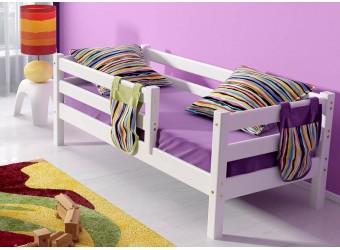 """Детская кровать """"Соня"""" 1600х700 Белая"""