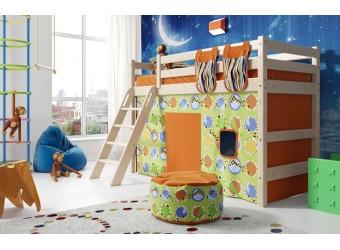 Детская кровать-чердак Соня Вариант-6