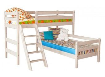 Двухъярусная детская кровать Соня Вариант-8