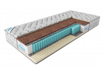 Матрас с независимым пружинным блоком MARSEL SOFT &HARD xb 500