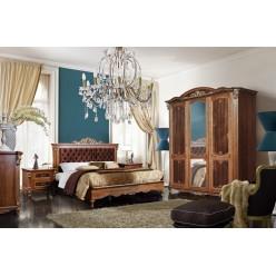 Спальня Альба 2 (палисандр с золочением)