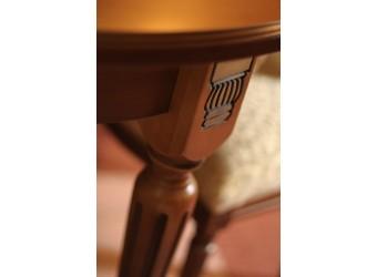 Стол обеденный «Валенсия 10» П358.05 (каштан)