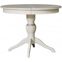 Стол обеденный «Валенсия 11» П358.07 (античная темпера с серебром)