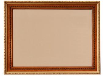 Зеркало настенное «Валенсия 3» П244.60 (каштан)