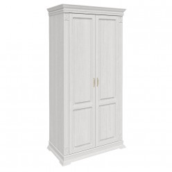 Шкаф «Верди Люкс» П434.11 (слоновая кость)