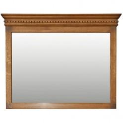 Зеркало настенное «Верди Люкс 2» П434.160 (дуб рустикаль с патинированием)