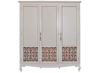 Шкаф для спальни «Видана Люкс» П445.01 (светлый ром)