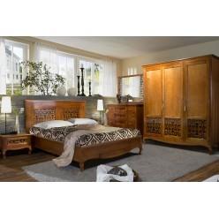 Спальня «Видана Люкс» 1 (коньяк)