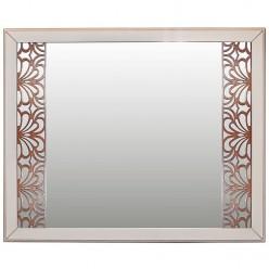 """Настенное зеркало """"Видана Люкс"""" П 445.05 (светлый ром)"""