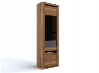 Шкаф-витрина для посуды Б-2 (ДГТ) Бруна