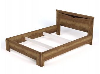 Двуспальная кровать Г-6 (ДГТ) Гарда