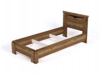 Односпальная кровать Г-5 (ДГТ) Гарда
