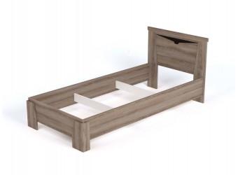 Односпальная кровать Г-5 (ЯТ) Гарда