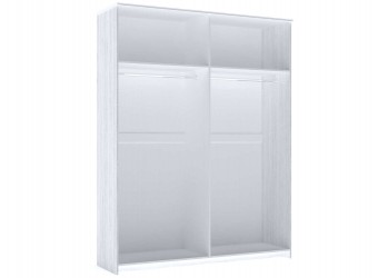 Четырехстворчатый шкаф для одежды СК-8 (СА/ОРН) Кантри с зеркалом