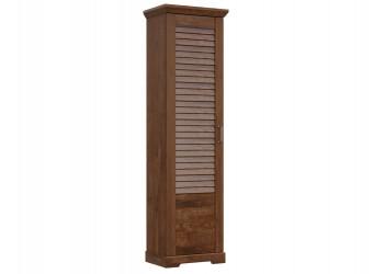 Шкаф-пенал для одежды ГК-5 (ОРТ) Кантри