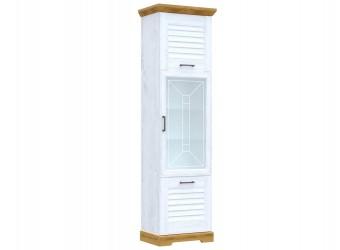 Шкаф-витрина для посуды ГК-1 (СА/ОРН) Кантри