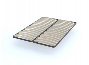 Двуспальная кровать Г-6 NEW (ЯТ) Гарда