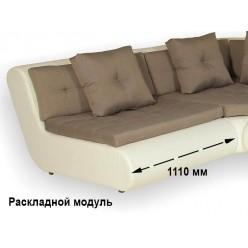 Модуль дивана Kormak (Кормак) 110Д левый