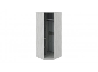 Шкаф угловой с 1 зеркальной дверью «Кантри» (Винтерберг) СМ-308.07.031