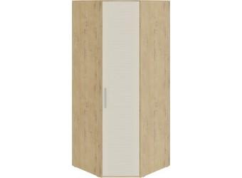 Шкаф угловой с 1 дверью «Николь» (Бунратти/Фон Бежевый) СМ-295.07.006